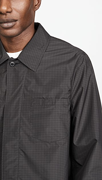 Our Legacy Tech Archive Check Shirt
