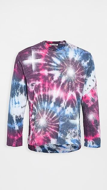 Our Legacy Box Long Sleeve Firework Shirt