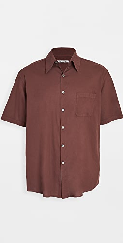 Our Legacy - Borrowed Short Sleeve Shirt