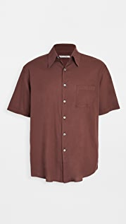 Our Legacy Borrowed Short Sleeve Shirt