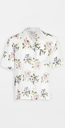 Our Legacy - Floral Box Short Sleeve Shirt