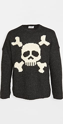 Our Legacy - Jolly Roger Crew Neck Sweater