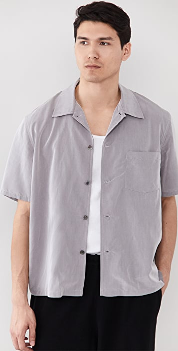 Our Legacy Short Sleeve Box Shirt