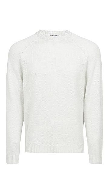 Our Legacy Chunky Raglan Sweater