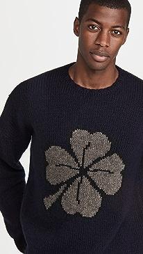 아워 레거시 스웨터 Our Legacy Popover Sweater,Lucky Clover