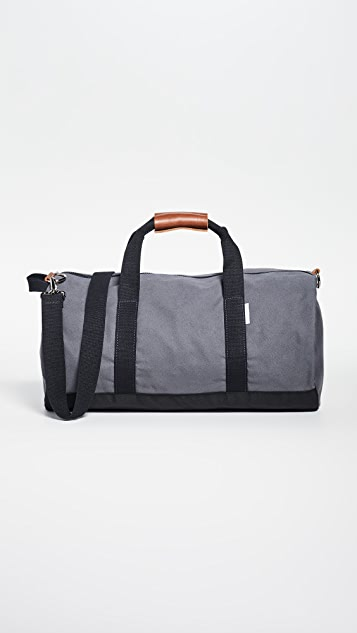 Boarding Pass Work Hard Play Hard Duffle Bag