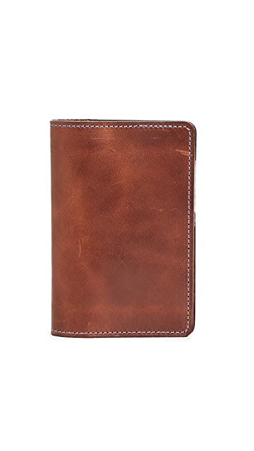 Boarding Pass Passport Wallet