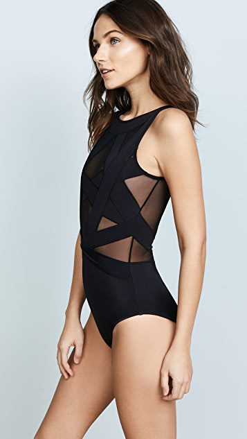 OYE Swimwear Esther One Piece