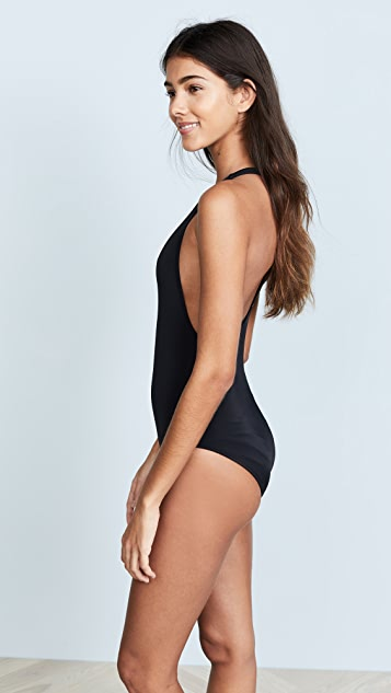OYE Swimwear Stella One Piece with Back Zipper