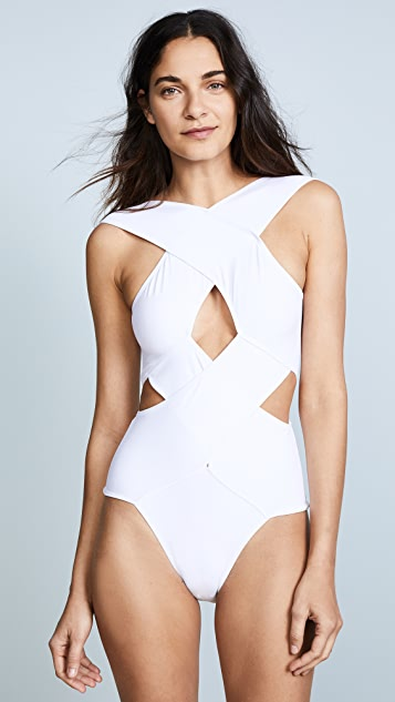 e0544970007fb OYE Swimwear Chiara One Piece