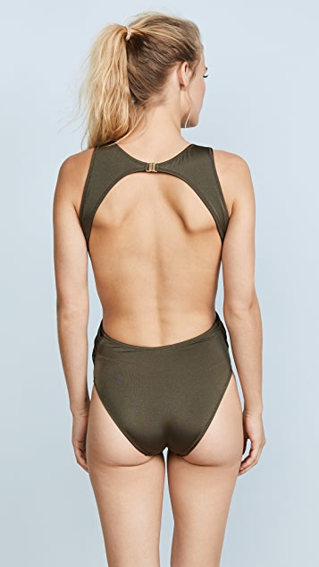 OYE Swimwear Elvira Daring One Piece