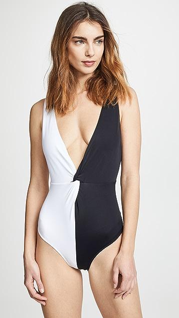 Пляжная одежда OYE Сплошной купальник Melis