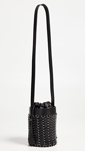 Paco Rabanne Mini Bucket Bag