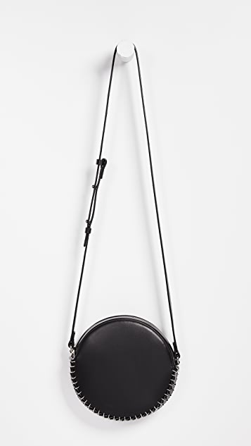 Paco Rabanne Circle Cross Body Bag