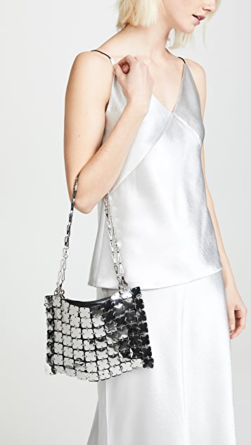 Paco Rabanne Square Shoulder Bag