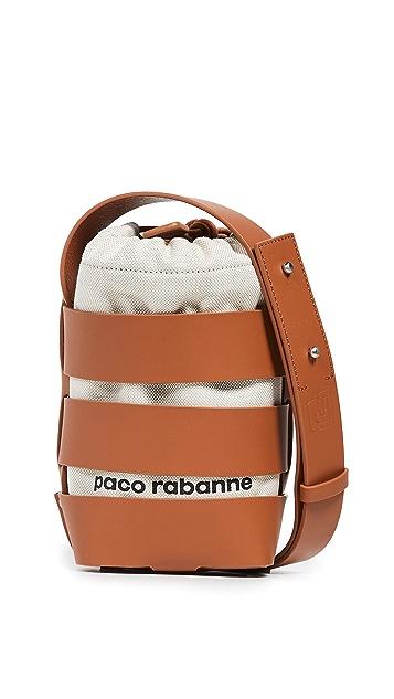 Paco Rabanne Hobo Mini Shoulder Bag