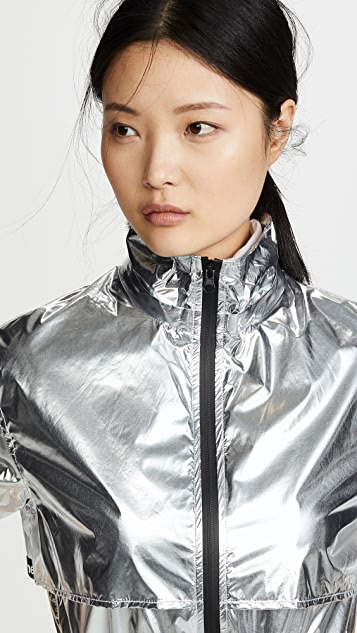 Paco Rabanne Hooded Sport Parka