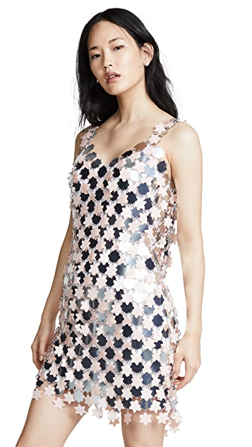 Paco Rabanne Chainmail Mini Dress