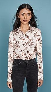 Paco Rabanne 长袖女式衬衫