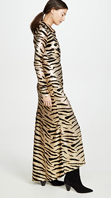 Paco Rabanne Tiger Gown