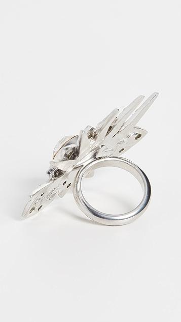 Paco Rabanne Sunray Ring