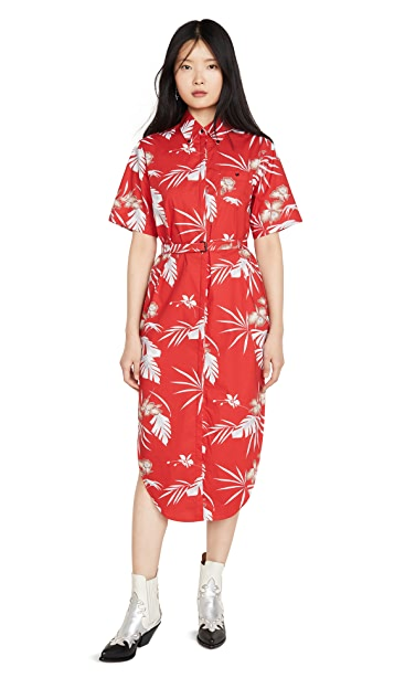 Paco Rabanne Hawaii Dress