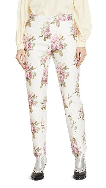 Paco Rabanne Printed Pants