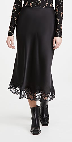 Paco Rabanne - Silk Skirt