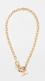 Paco Rabanne XL Link Pendant Necklace