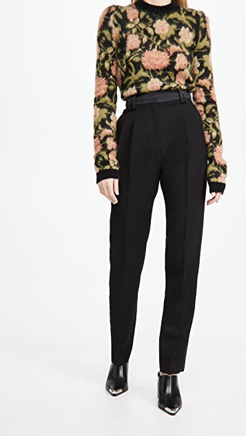 Paco Rabanne Cropped Sweater
