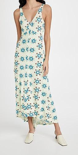 Paco Rabanne - Floral Dress