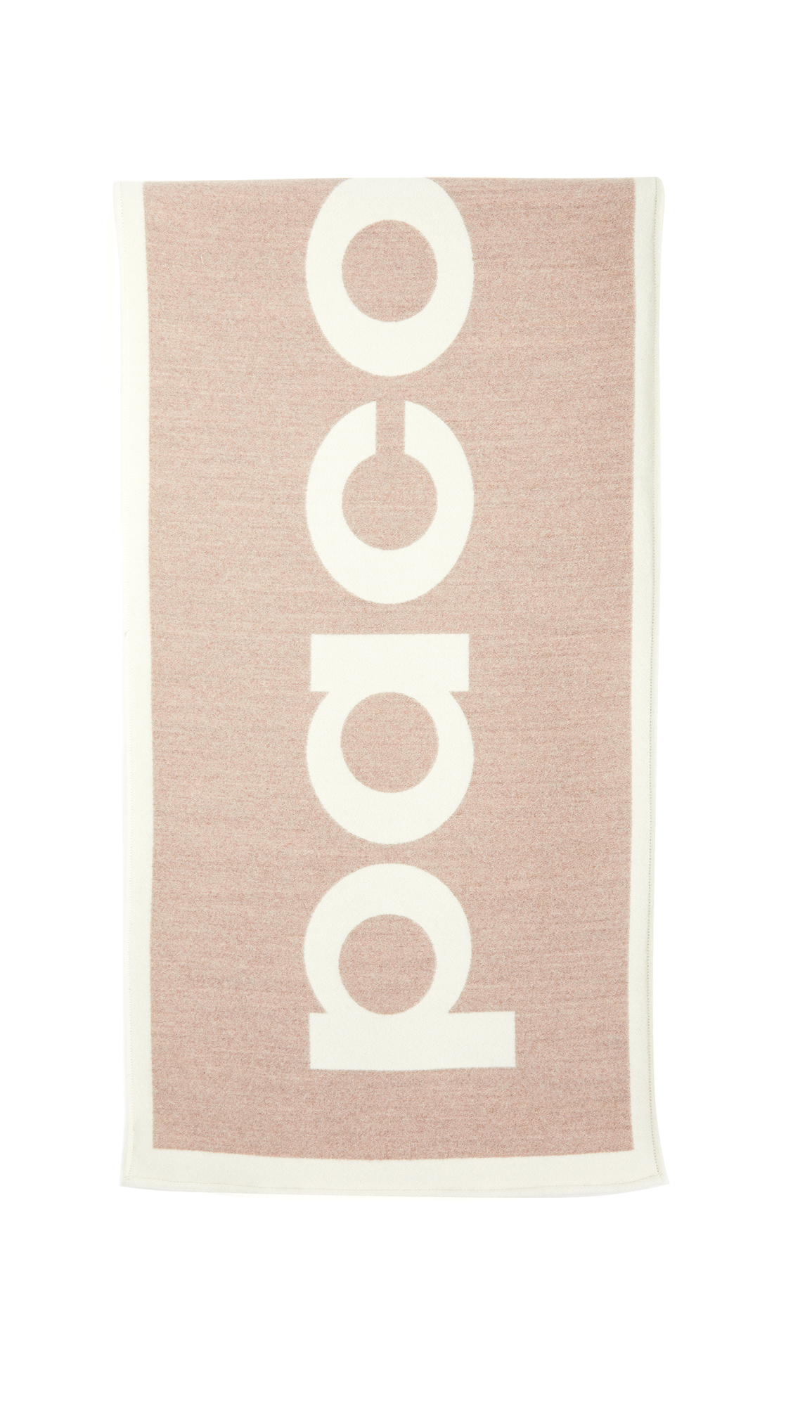 Paco Rabanne Signature Scarf