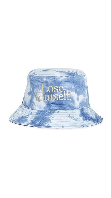 Paco Rabanne Accessoires Tex Bucket Hat