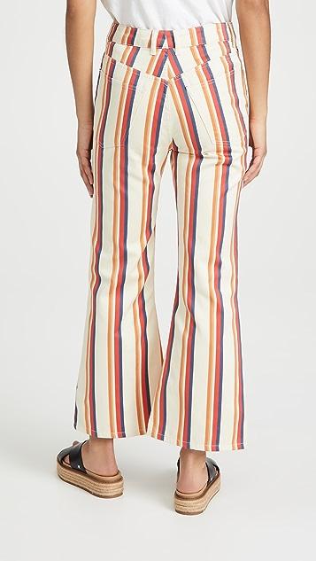 Paco Rabanne Jacquard Cotton Pants