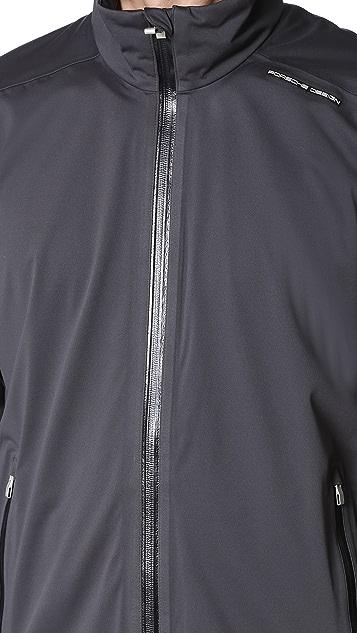 Porsche Design Sport by Adidas Functional Rain Jacket