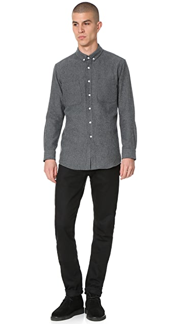 Patrik Ervell Flannel Workshirt
