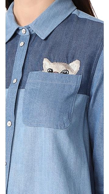 Paul & Joe Sister Kitty Dress