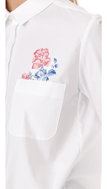 Paul & Joe Sister Rosa Shirt