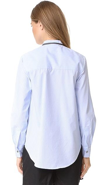 Paul & Joe Sister Litchi Shirt
