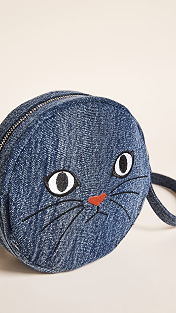 Paul & Joe Sister Denim Cat Bag