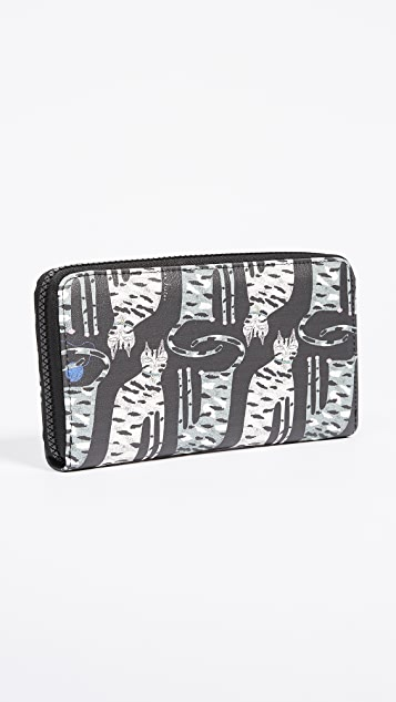 Paul & Joe Sister Cat Wallet