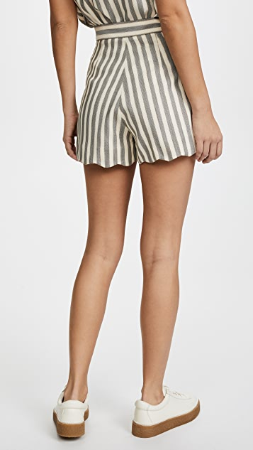 Paul & Joe Sister Cokillage Shorts