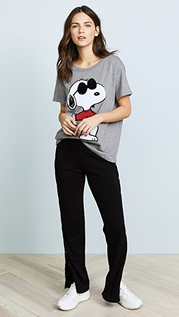Paul & Joe Sister x Snoopy Chill T-Shirt