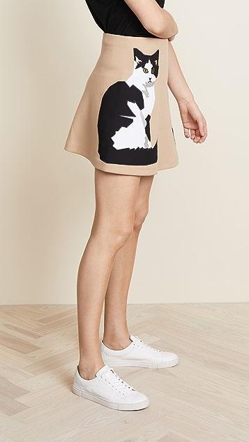 Paul & Joe Sister Maxicat Skirt