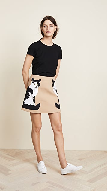Paul & Joe Sister Maxicat Skirt