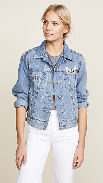Paul & Joe Sister Leviatan Jacket - Denim