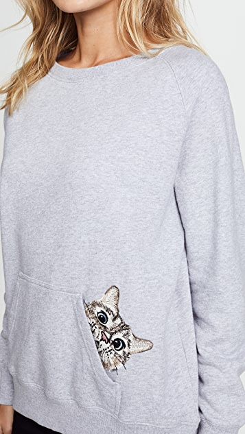 Paul & Joe Sister Cookie Sweatshirt