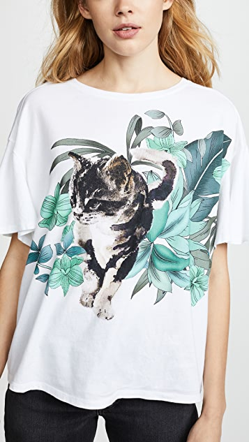Paul & Joe Sister Coconut Kitty T-Shirt