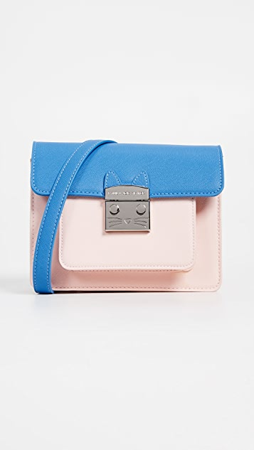 Paul & Joe Sister Jeffrey Cross Body Bag
