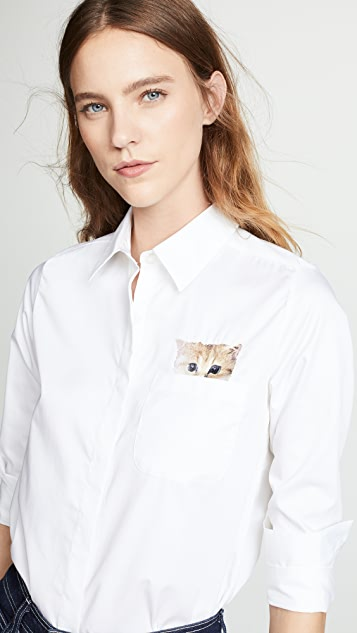 Paul & Joe Sister Leontine Button Down Shirt
